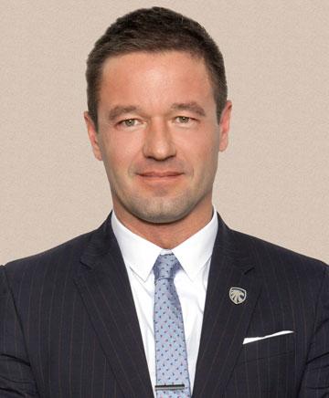 Attorney Olivier Taillieu