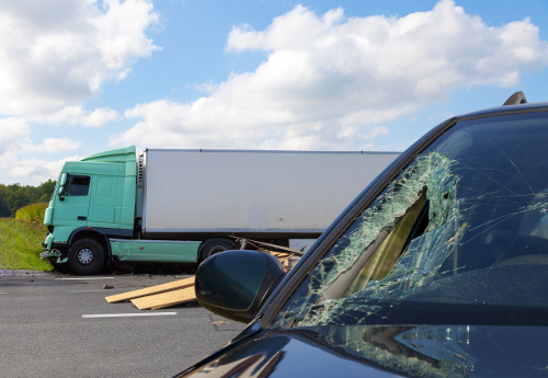 truck accidents due to aggressive driving
