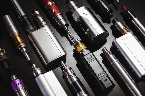 seguridad de cigarrillo electrónico