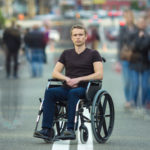 paralysis wheelchair