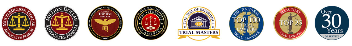 award winning trial lawyers