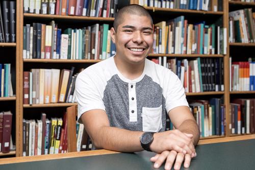 Juan Quero Scholarship Winner