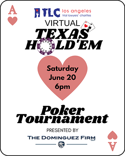 Trial Lawyers charity poker tournament