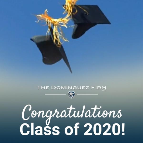 la clase de 2020!
