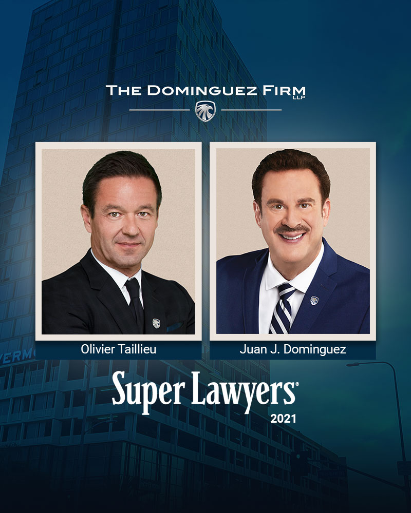 Super Lawyers 2021